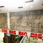 Prefeitura estuda tombar obra de Poty Lazzarotto no Shopping Cidade Maringá