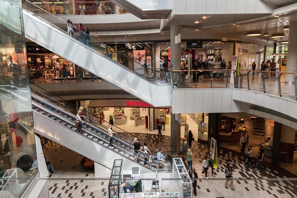 por que investir em shopping