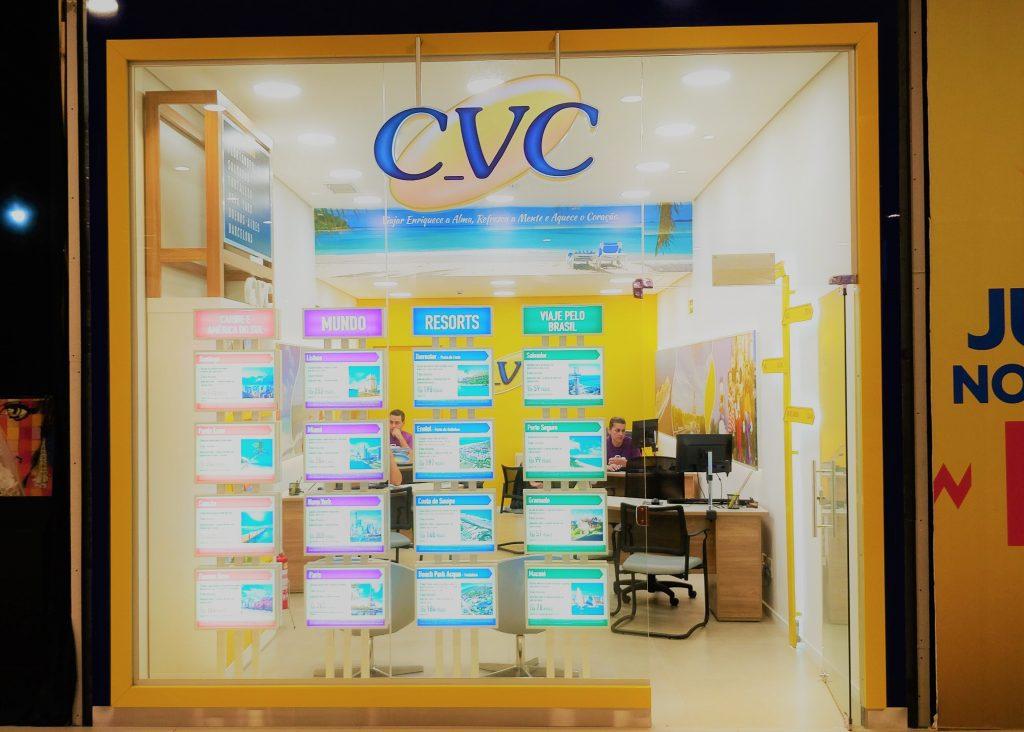 loja CVC
