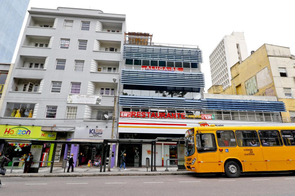 Edifício Praça Tiradentes