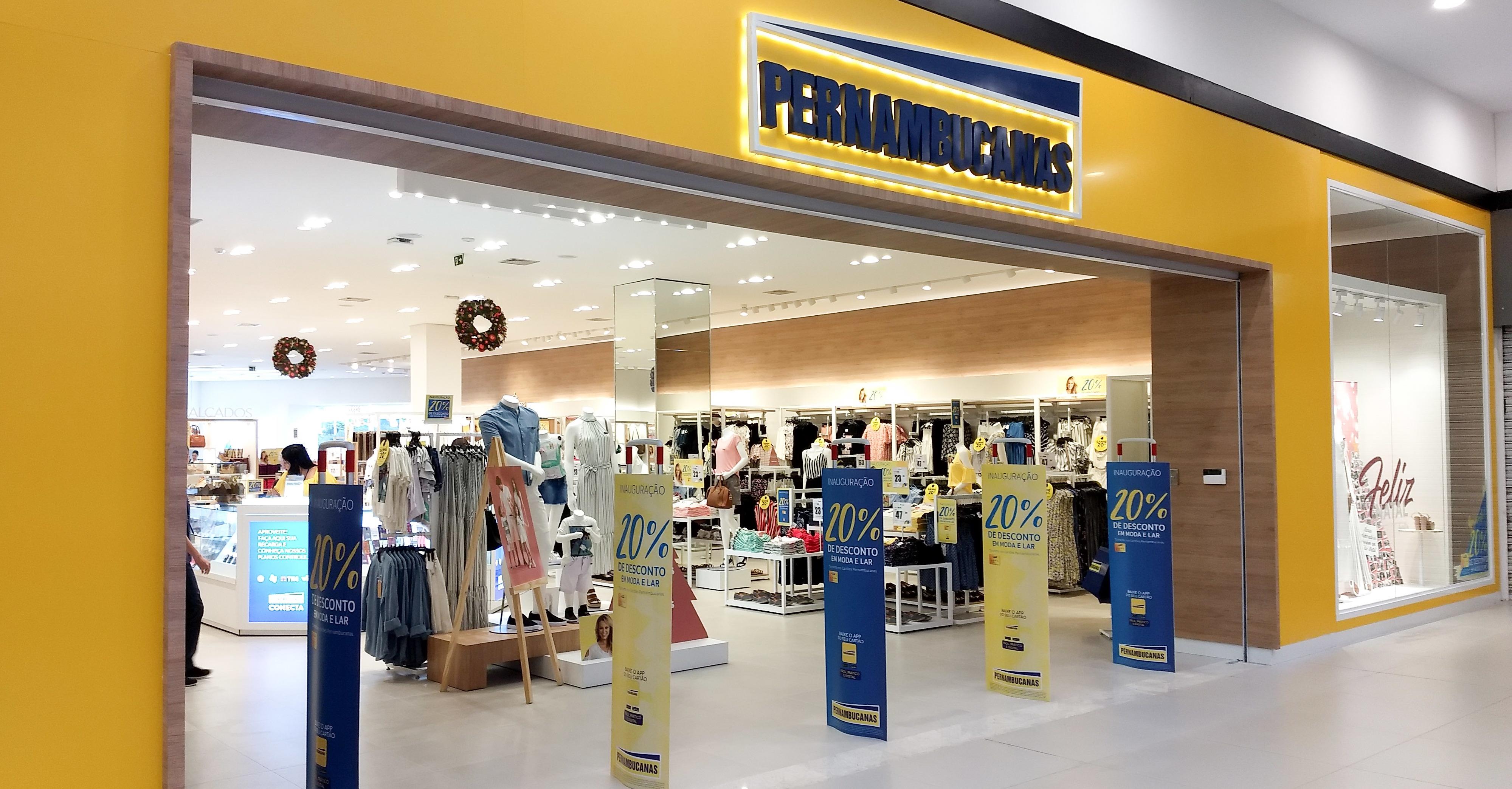 Pernambucanas inaugura no Shopping Cidade Maringá
