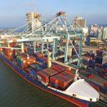 Porto de Itajaí mantém crescimento na movimentação de contêineres e cargas