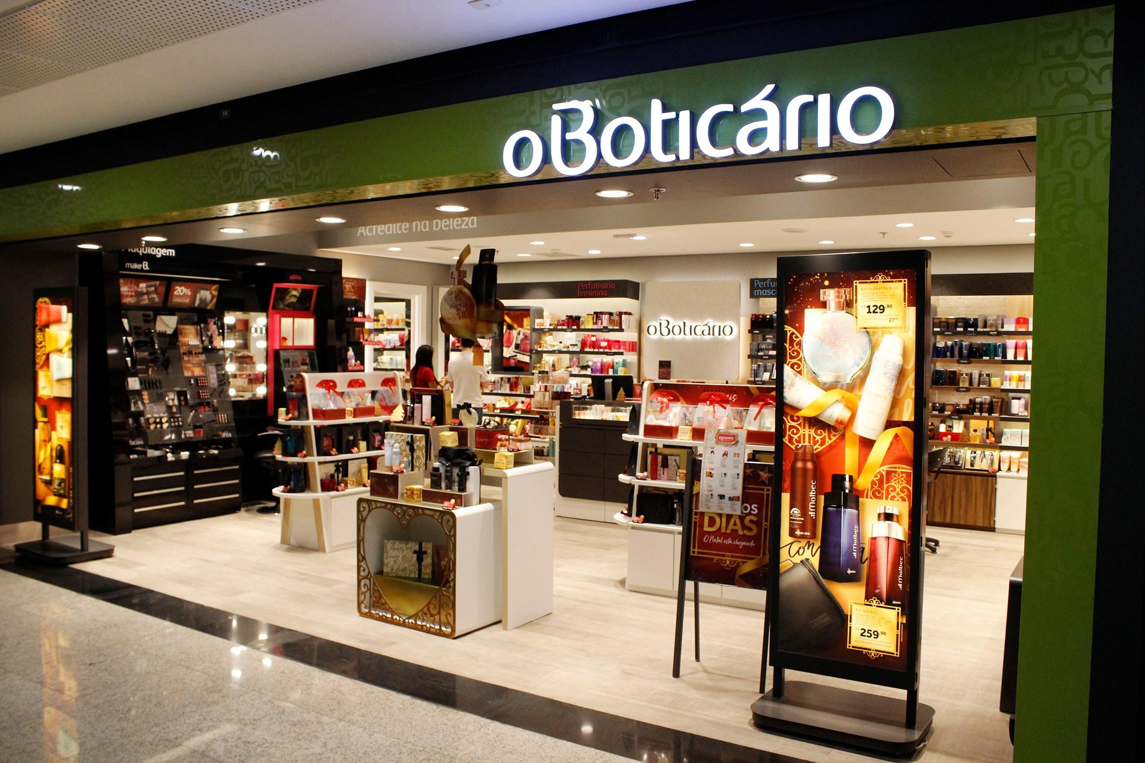 franquias no Brasil – boticário